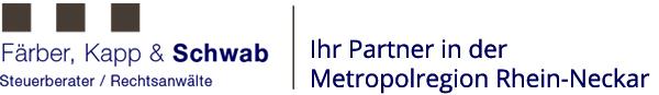 Färber Kapp & Schwab | Steuerberater, Rechtsanwaelte Logo